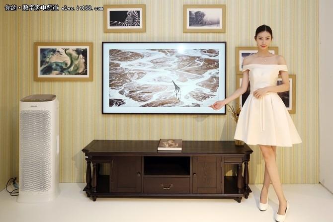 三星首发画·壁艺术电视重定义科技美学
