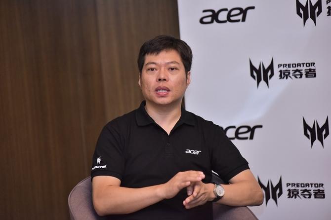 宏碁中国高层专访:让黑科技引领未来