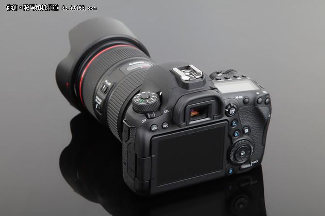 简单易用又轻量 佳能EOS 6D2外观点评