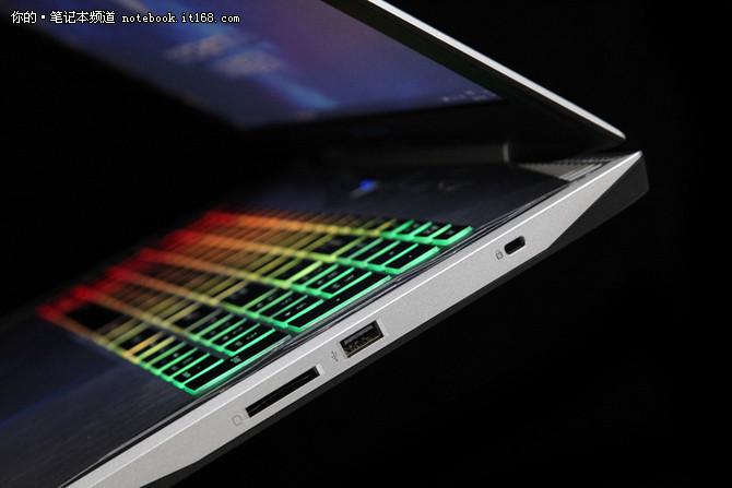 机械师笔记本幽灵F117-S游戏实测