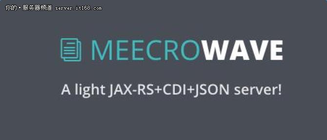 Apache发布支持Java EE微服务的服务器