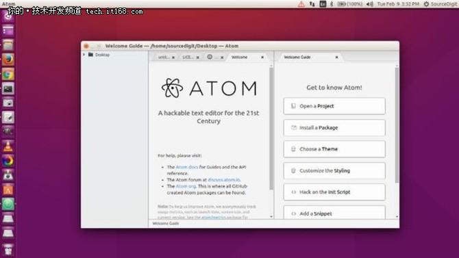 Linux Ubuntu中最好的代码编辑器