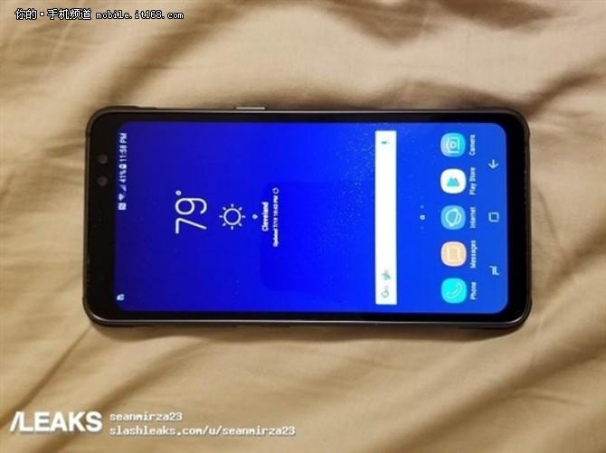 三星S8 Active曝光 军工级全面屏手机
