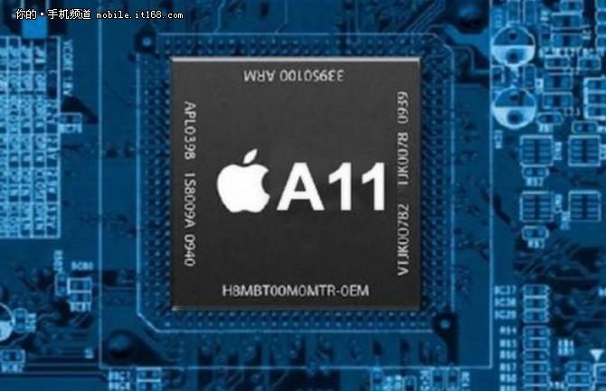 A11處理器本週出貨iPhone 8將如約而至
