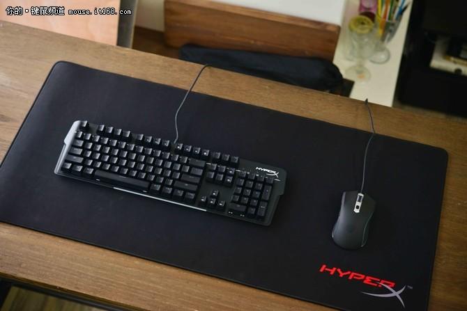 打破束缚 HyperX FURY S游戏鼠标垫评测