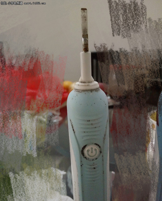 99%的电动牙刷会长霉 剩下的1%在这里