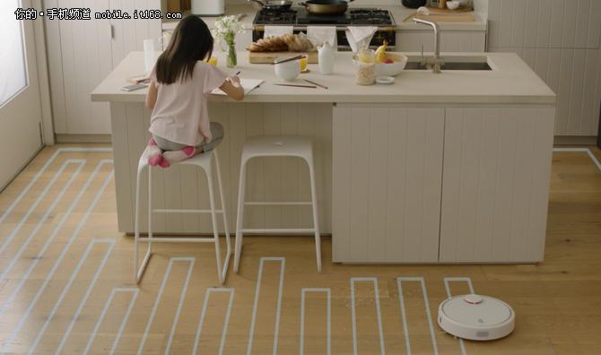 哪种扫地机器人好用会认路不乱跑