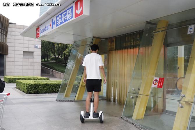 米家9号平衡车Plus遥控新体验