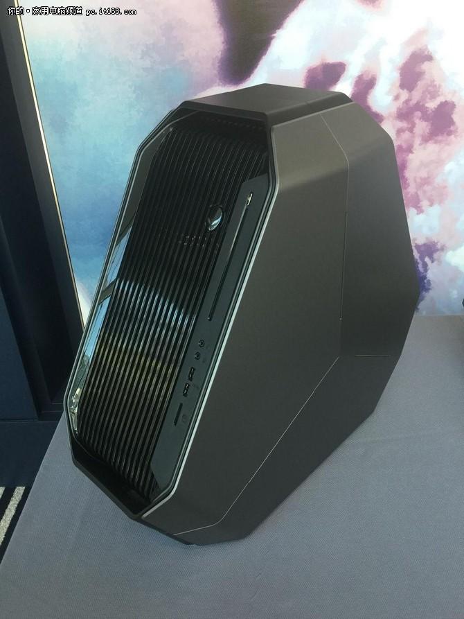 顶级AMD锐龙加持 外星人Area-51登顶CJ