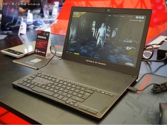 ROG GX501成为电脑游戏的轻薄伙伴