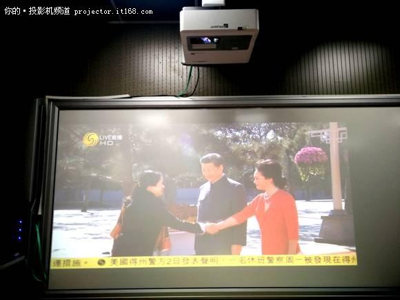 面向学校与家庭 更安全的Boxlight HLD投影机