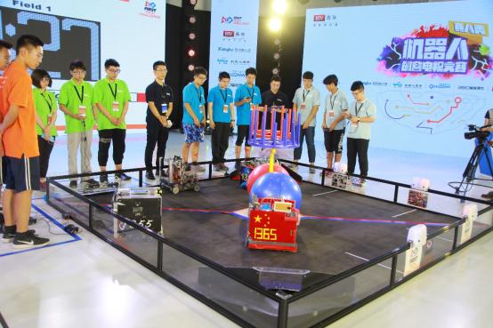 机器人创客电视大赛即将迎来收官之战