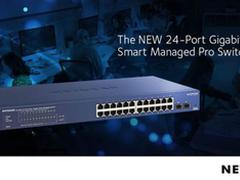 网件发布智能网管Pro交换机GS724TPv2