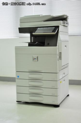高效文印!夏普MX-C4081R复合机高校应用