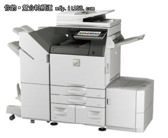夏普MX-C4081R彩色A3数码复合机