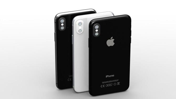 这下可惜了 iPhone8只有三种颜色