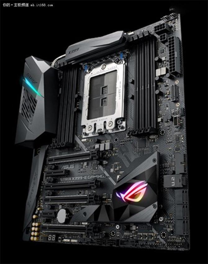 华硕曝出新主板Strix X399!为AMD而生