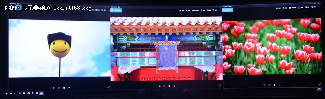 三星CHG90显示器高清屏摄与评测总结