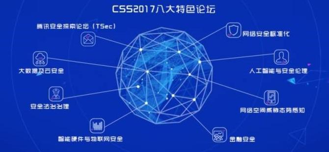 CSS2017:洞悉国际安全前沿趋势