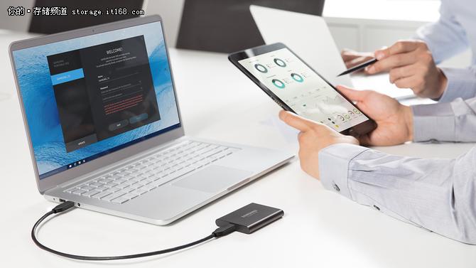 三星移动固态硬盘T5全球震撼发布