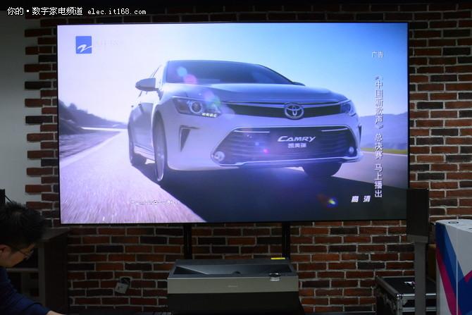 大屏幕电视的未来——激光电视全面解读