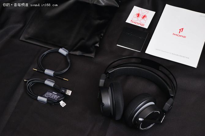 1MORE Spearhead VR电竞耳机评测