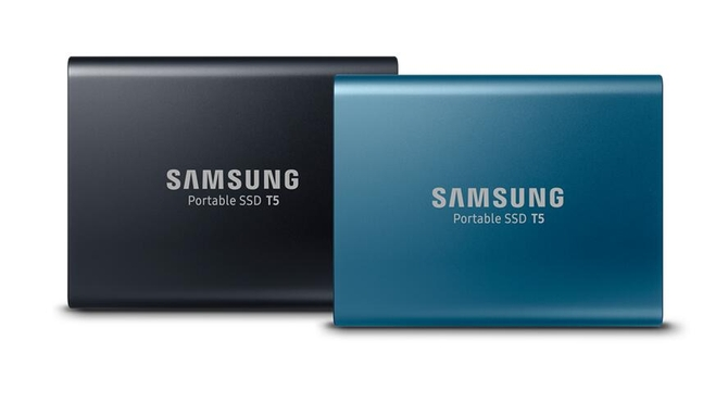 速度至上,三星移动固态硬盘T5正式发布