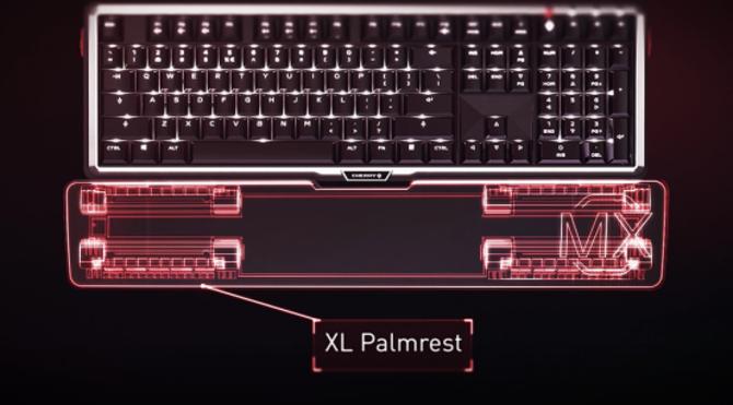 CHERRY发布MX BOARD 5.0 机械键盘