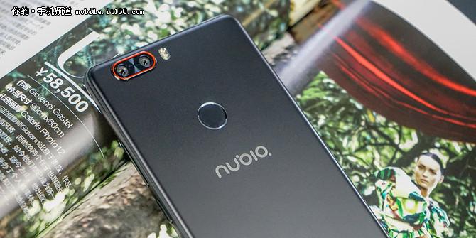 努比亚Z17:用顶级配置享受一流的体验
