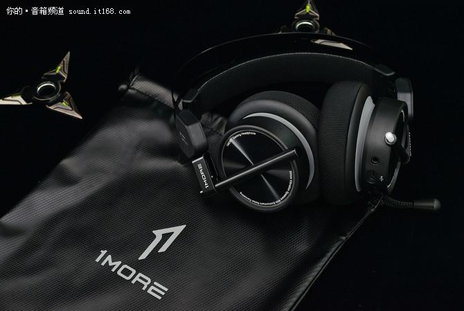 1MORE Spearhead VR电竞耳机聚划算开抢