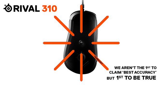 游戏鼠标传感器:什么是TrueMove3传感器