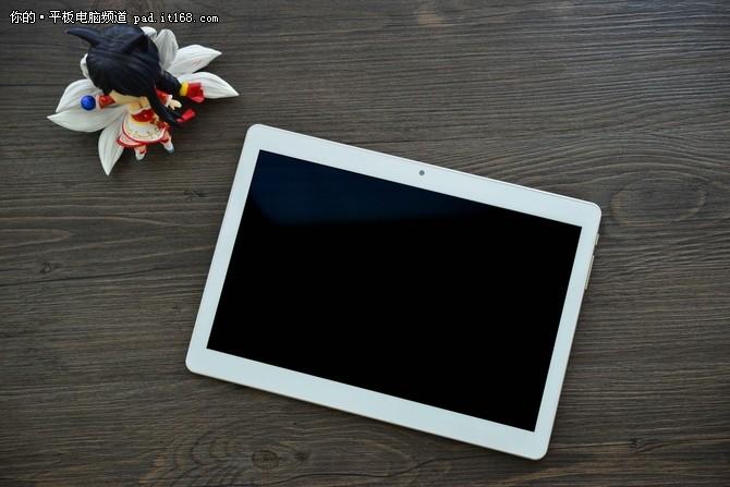 昂达V10 4G平板电脑评测:外观详解