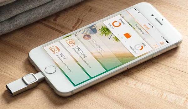 16GB iPhone有救了!金士顿发布USB/闪电口两用U盘
