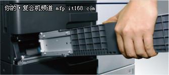 产品百科:柯尼卡美能达C266彩色复合机