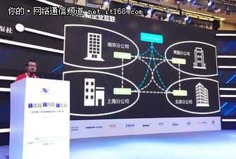 赛特斯:SD-WAN驱动政企网络走向互联互通