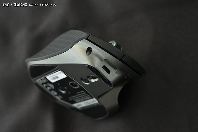雷柏MT750三模无线激光鼠标评测