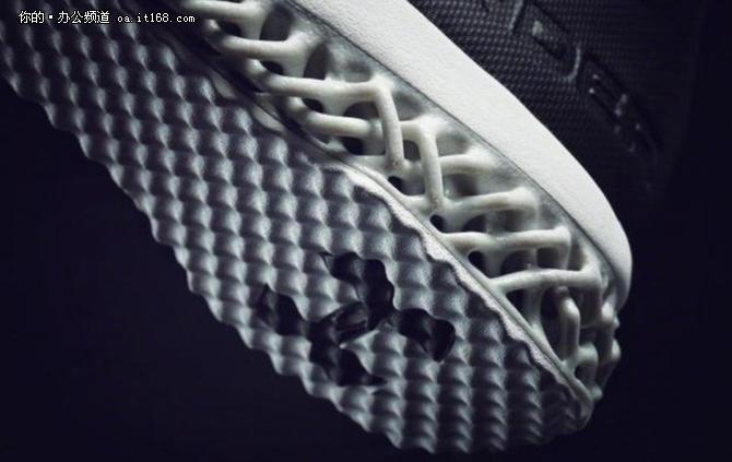 3D打印潮鞋发售价竟然比椰子贵