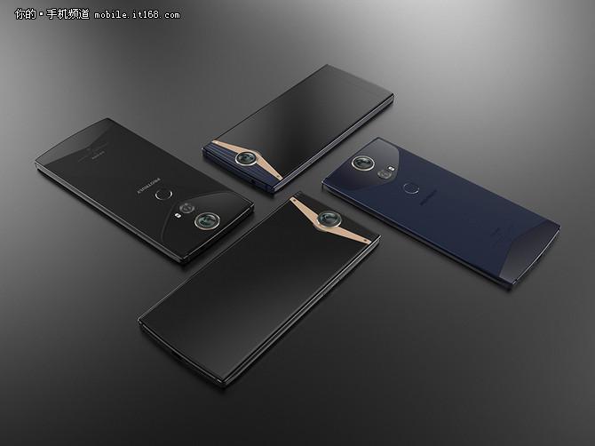 保千里打令V10S外观:总算更像手机了