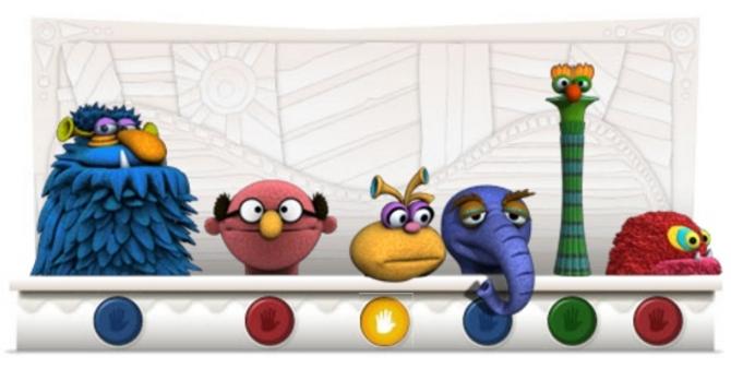 盘点谷歌推出的7个最佳名人诞辰Doodle