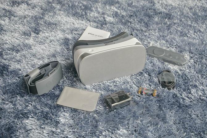 体验远超价格 评Pico Goblin VR一体机