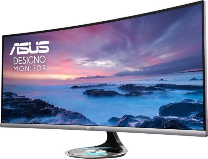 华硕发布MX32VQ与MX38VC显示器新品