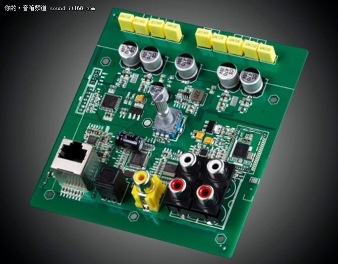精妙传真 惠威科技H5MKII云端有源音响