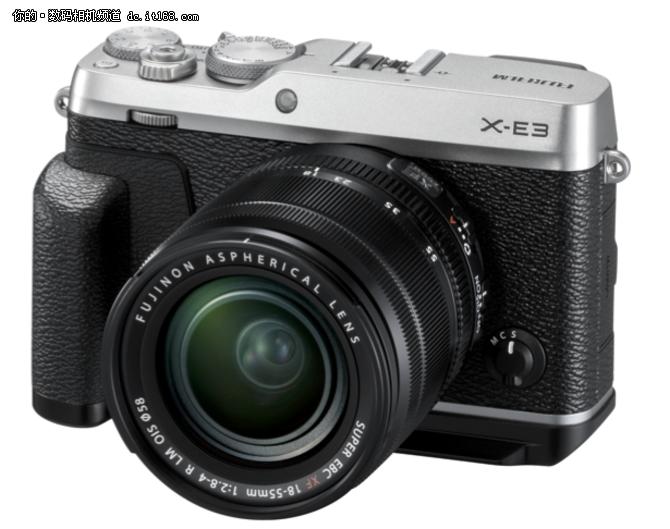 经典系列再升级 富士发布无反相机X-E3