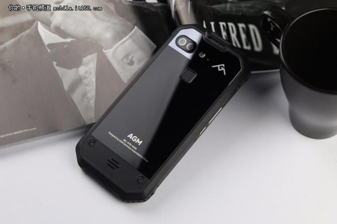 双重防水设计 三防手机AGM X2火热销售中