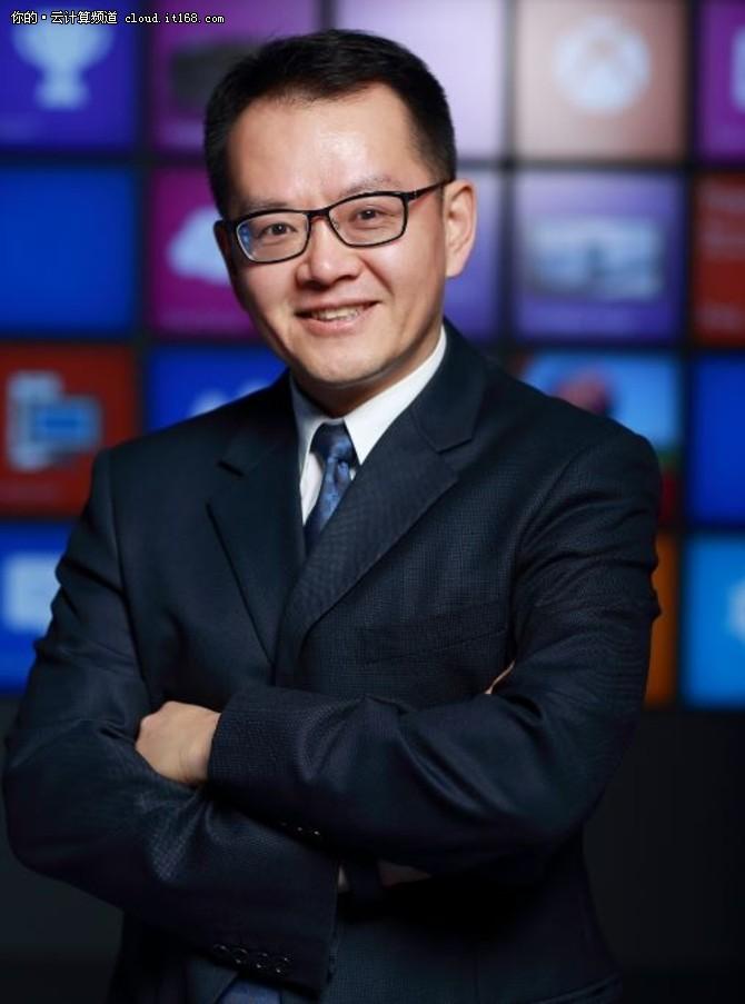 原微软亚太董事长申元庆出任京东云总裁