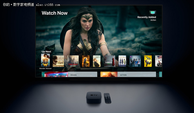 Apple TV 4K发布:没有惊喜更多失望