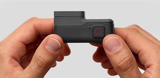 秋季发布!GoPro Hero 6现身:升级支持4K 60帧录制