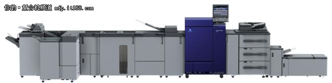 柯尼卡美能达发布全新彩色数码印刷机