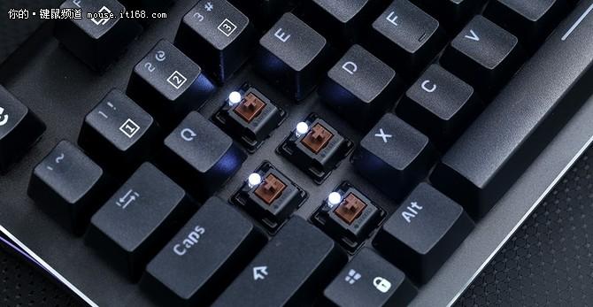 极致诱惑,RK G87樱桃轴机械键盘仅265元