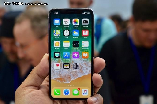 苹果公布iPhone X演示失败原因